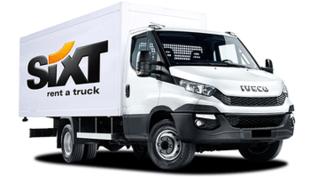 Betere Verhuiswagen huren   Sixt autoverhuur AT-21