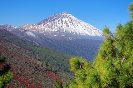 Teide National Parc, Tenerife, Canary Islands