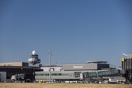 Luchthaven Hannover